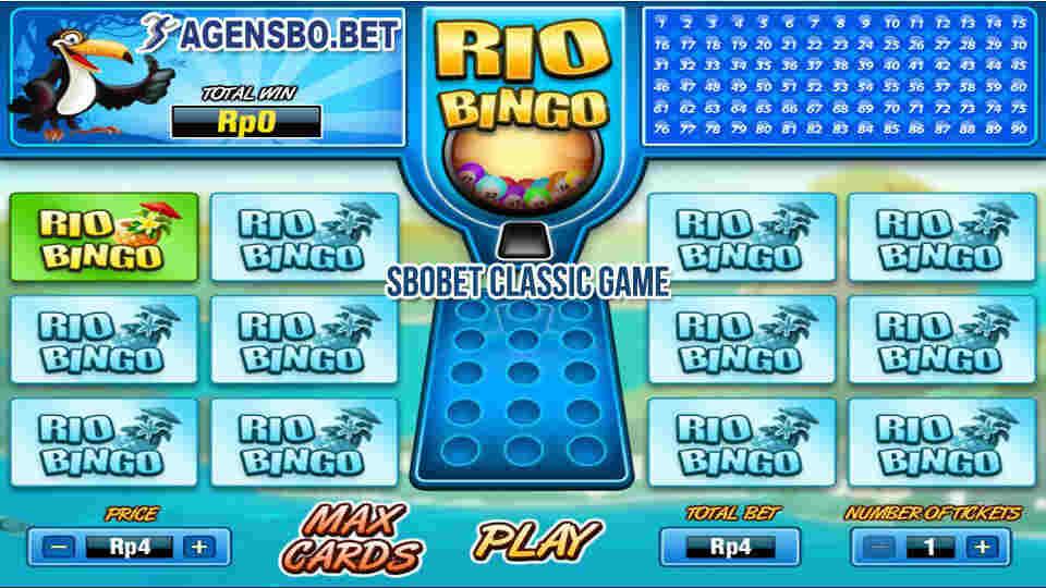 Bingo/Keno