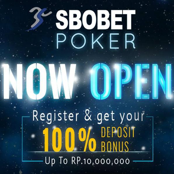 Bonus Judi Poker Sbobet